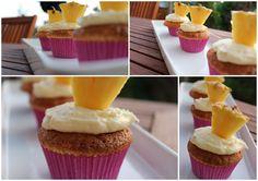Homemade Treats: Raffaello-cupcakes Cupcakes Oder Kokos-cupcakes :-)