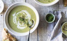 Вегетарианские супы: 3 полезных рецепта
