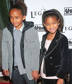 See Celebrity Kids on the Red Carpet — Then and Now!