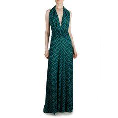 Fab.com   Transformer Dress Teal Print