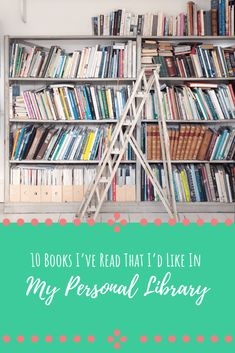 So, let me start by saying I have big dreams for my personal library. You can read more about my dream library in this previous post. Book Series, Book 1, Books To Read, My Books, Dream Library, Personal Library, What Book, Book Recommendations, Love Book