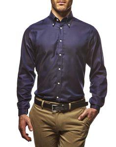 #Camicia #NoStiro #SlimFit #ButtonDown #noniron #shirt #ai2014