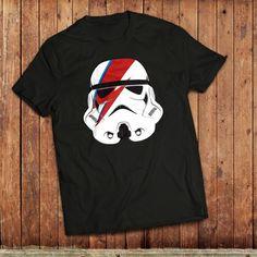Stormtrooper Bowie T-Shirt