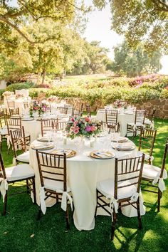 How To Have A Beautiful Springtime Garden Wedding Day Springtime wedding reception