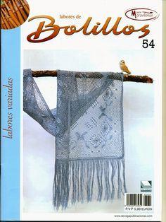 BOLILLOS Nº 54 - jana capdevi - Álbumes web de Picasa