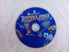 Amf bowling #pinbusters #nintendo wii #video game (disc only),  View more on the LINK: 	http://www.zeppy.io/product/gb/2/322255768930/