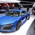 Audi Shows New R8 Earlier Than Planned has officially unveiled the R8 Thursday. Remarkably, the R8 immediately comes in two versions