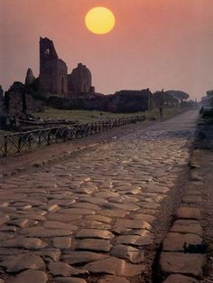 Appian Way: The Road to Apulia. 8 Days 7 Nights, Rome to Apulia Ancient Ruins, Ancient Rome, Ancient History, Places To Travel, Places To See, Beautiful World, Beautiful Places, Visit Rome, Appian Way