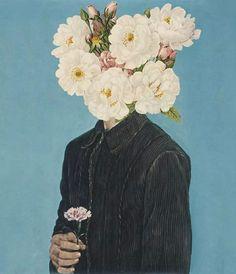 сумасшедшие, цветы, гранж, хипстер, инди, безумие, мыслить, мысли