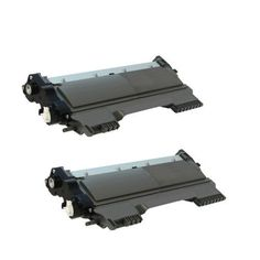 2 Pack New Compatible with TN420 Toner Cartridge for Brother 1500 page yield, Black
