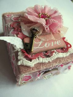 ROMANCE MATCHBOX by jenpen2008, via Flickr