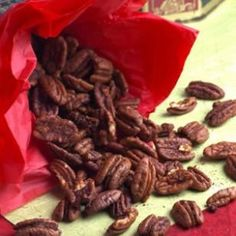 Chili pecans by leila