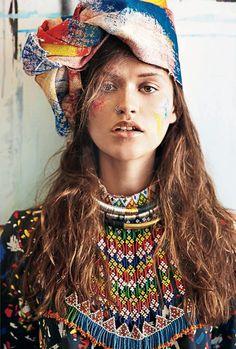 Chloe Lecareux - Shop Til You Drop Magazine - May 2014