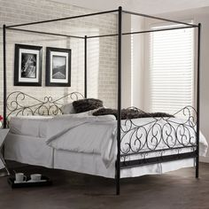 Found it at Wayfair - Canopy Bed