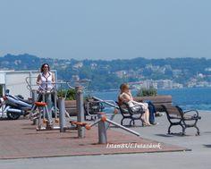 """Tengerparti """"konditerem"""".., Istanbul"""