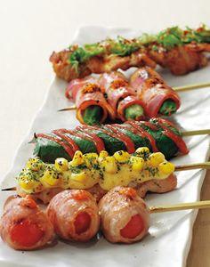 Toridori Kitashinchi, Japanese Yakitori Izakaya Restaurant in Osaka Sushi Recipes, Grilling Recipes, Asian Recipes, Healthy Recipes, Yakitori, Food Menu, Food Design, Japanese Food, Street Food
