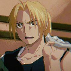 Dark Anime Guys, Otaku Anime, Anime Love, Anime Manga, 鋼の錬金術師 Fullmetal Alchemist, Fulmetal Alchemist, Edward Elric, Videos Anime, Picture Frame Art