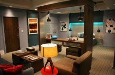 Idée aménagement studio espace salle à manger