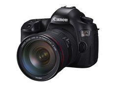 EDGED : 캐논, 5,060만 화소 풀 프레임 센서 DSLR 카메라 'EOS 5Ds/5Ds R' 발매