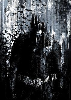 Batman by AJ Dimarucot