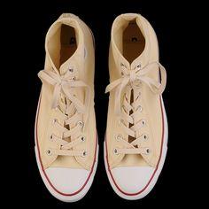 Converse All Star Hi in White Angle4