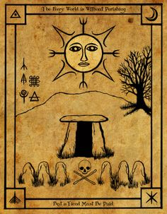 I'm a Pagan witch in New England and founder of Rowan & Rose. This is my grimoire. Pagan Art, Occult Art, Witch Symbols, Rune Tattoo, Traditional Witchcraft, Eclectic Witch, Etching Prints, Wiccan Spells, Animal Totems