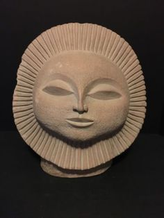 Mid Century Artist Paul Bellardo S Iconic Sun Face 1965 He Made The Mode Now Releasing Them 50 Years Later Many Colors To Choose