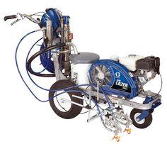 Appareil de traçage airless Graco LineLazer IV 200HS (7,5 litres/min.)