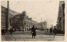 Stationsplein jaren 30