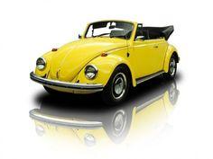 1969 Volkswagen Restored Beetle Convertible - Car Pictures