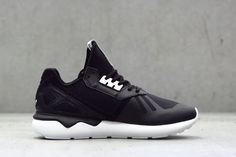 The adidas Originals Tubular, reminds me of a pair of Adidas x Rick Owens that I saw in Copenhagen. I wonder how they look in person?