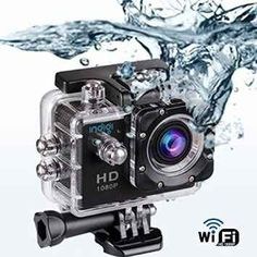 This Indigi Wi-Fi-enabled outdoor video recorder with waterproof case and mounting accessories ($69.94).