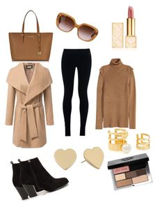 """Why not?"" by regnovo on Polyvore featuring moda, Bobbi Brown Cosmetics, Miu Miu, H&M, NIKE, Nly Shoes, Michael Kors, Joomi Lim, Kate Spade e Tory Burch"
