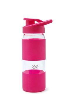 Reusable Glass Water Bottle | FOREVER21 - 1000101695