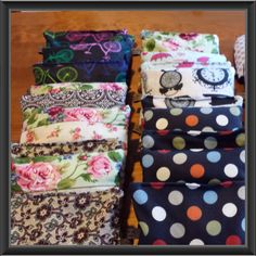Soap Cuisine Heat Packs. Assorted fabrics available and Lavender Scented.