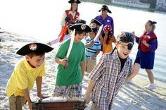 Just booked this special Pirate Adventure for one of my little pirates! Who's ready to search for pirate treasure at Disney World?