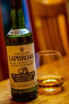 Laphroaig Islay Single Malt Scotch