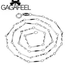 Cheap silver necklace, Buy Quality silver jewelry necklace directly from China silver chain necklace Suppliers: Sterling Silver Necklace Jewelry Wholesale Twist Chain Sterling Silver Factory Direct Silver Chain Necklace, Sterling Silver Pendants, Sterling Silver Necklaces, Chain Necklaces, 925 Silver, Wedding Necklaces, Layering Necklaces, Diy Necklace, Silver Ring
