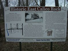 8. Calico Rock Historic District. wenty-three buildings and structures comprise Peppersauce Bottoms, a ghost town district on the east side of Calico Rock. The downtown area features an old-fashioned soda fountain and seasonal farmer's markets.