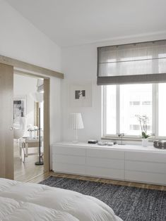 42 Relaxing Ikea Ideas For Interior Design. Are you in the process of redesigning your home? Do you want to find unique pieces to make your room decorating complete? Home Bedroom, Bedroom Decor, Ikea Bedroom Design, Ikea Bedroom Storage, Ikea Design, Bedrooms, Interior Design Living Room, Interior Decorating, Ikea Interior