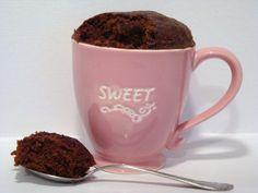 Brownie de Caneca   Blog de Receitas, Gastronomia e Bem Estar  Papo Gula