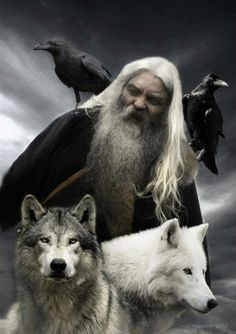 Hail Odin All-Father!