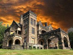 PA abandoned mansion