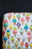 kona cotton fitted crib sheet in watercolor ice cream cones Lilac Nursery, Nursery Bedding, Cream Room, Baby Sister, Crib Sheets, Having A Baby, Baby Love, Little Ones, Cribs