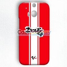 Andrea Dovizioso 04 Ducati Corse Motogp Team HTC One M8 Case   casefantasy