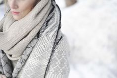 Perfect scarf - Find Fish and Chic - www.kellyshop.com