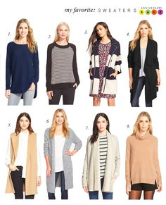 Nordstrom Anniversary Sale Sweaters...