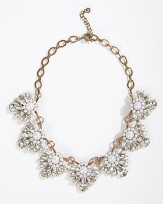 Pearl Triangles Necklace - Atterley Road