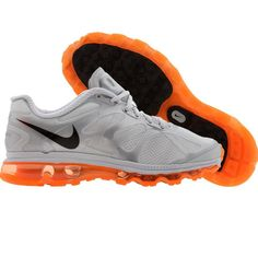new product 2a4ea 3d854 Nike Air Max 2012 (metallic silver  black  total orange  pr plt)
