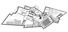 Gallery of Denver Art Museum / Daniel Libeskind - 29 Daniel Libeskind, Museum Architecture, Futuristic Architecture, Architecture Plan, Architecture Quotes, Chinese Architecture, School Architecture, Design Museum, Art Museum